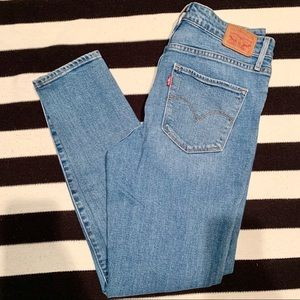Levi's - 721 High Rise Skinny Jean